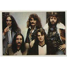 Uriah Heep 1976, Panini