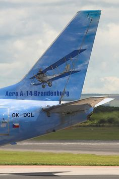 CSA OK-DGL Boeing 737 @ MAN
