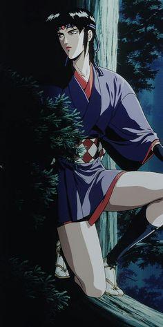 Ninja Scroll Kagero