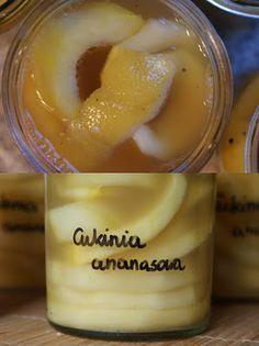 Życie zamknięte w smaku: Cukinia ananasowa, czyli przetwory niecodzienne