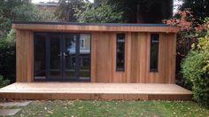 Garden Rooms in Hampstead Village, London   The Cedar Room Ltd