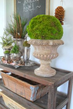 I like this table and decor at must love junk