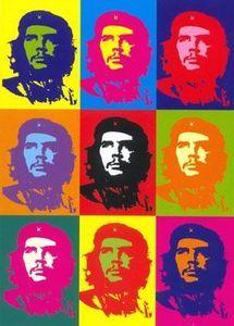 Che Guevara - (Andy Warhol)