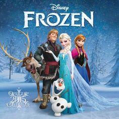 Frozen Official 2015 Calendar!! #christmas #frozen #disney #letitgo
