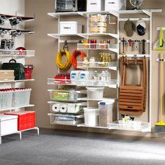 Rangement et organisation : comment transformer son garage grâce au système ELFA
