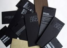 modern black wedding invites | landlocked bride® | midwest + mountain west wedding inspiration