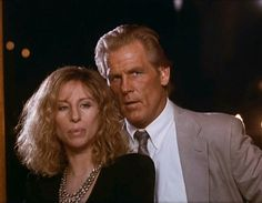 "Nick Nolte Falls for Barbra Streisand in ""The Prince of Tides"" (1991)"