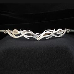 Tribal Celtic Tiara, Wedding Circlet   Unique Celtic Jewelry --- for Kristin for her wedding to JD, from us Schumann ladies?