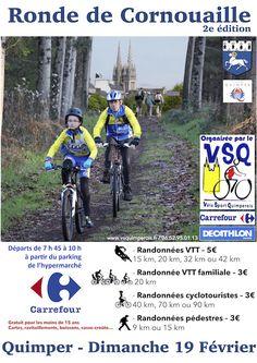 2ème Ronde de Cornouaille à Quimper (29) – Dimanche 19 février 2017 – Breizh Cyclisme Vidéos
