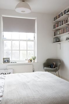Cate St Hill's Serene & Bright Bloomsbury Apartment