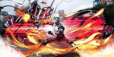 Kamen Rider Ryuki, Power Rangers, Master Chief, Warriors, Powe Rangers, Military History