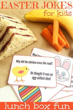 The Funniest Easter Jokes for Kids! , Bring a smile to your child& face with these printable Easter joke cards. Can also be made into a mini joke book perfect for early readers. Activities For Boys, Easter Activities, Holiday Activities, Listening Activities, Easter Lunch, Easter Party, Easter Eggs, Funny Easter Jokes, Funny Puns