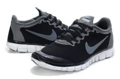 best website 7f355 2abf8 2014 Nike Free 3.0 V2 Black Grey Nike Free 3, Nike Free Runs, France
