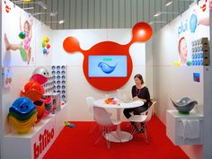 MOLUK booth at the International Toy Fair in Nuremberg 2013. www.moluk.com
