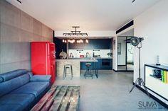 Industrial Apartment by Suma Architektow