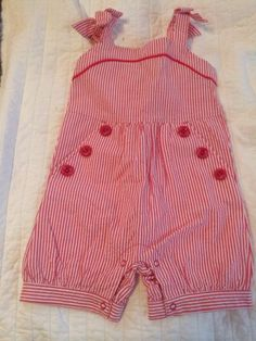 found on Kidizen: Gymboree Romper my baby has this one and i can't wait till put it on her