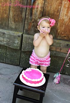 Smash the Cake :)