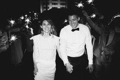 Lyndon + Austin's Intimate Historic Alabama Wedding : W&E Photographie