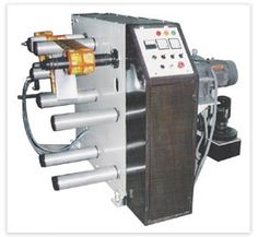 Rewinding Machine is the doctoring machine that is designed to deliver heavy duty functioning and find suitability in meeting the job work requirements featuring rewinding work & ink jet printing.  http://www.elegantpackagingmachines.com/rewinding-machine.html