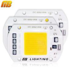 [MingBen] LED COB Chip 20 Watt 30 Watt 50 Watt 5 Watt Smart IC 220 V 110 V eingangs IP65 Integrierte Treiber DIY Für Flutlicht Kaltes Weiß Warmweiß