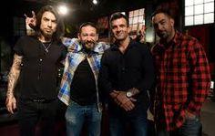 Shane O'Neill, Chris Nunez, Oliver Peck & Dave Navarro