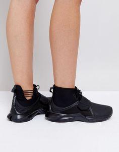 PUMA X FENTY SNEAKERS - BLACK. #puma #shoes #
