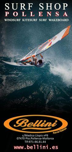 Bellini windsurf flyer