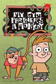 Watch tv shows like My Gym Partner's a Monkey (TV Series ? 90s Tv Shows Cartoons, Best 90s Cartoons, Classic Cartoons, Old Cartoon Network Shows, Old Cartoon Shows, Childhood Tv Shows, My Childhood Memories, Cartoon Network Viejo, Monkey Tv Series