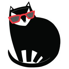 Cool Cat by Amy Blackwell