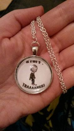 The Walking Dead, Stuff & Thangs, Rick Grimes, walking dead necklace