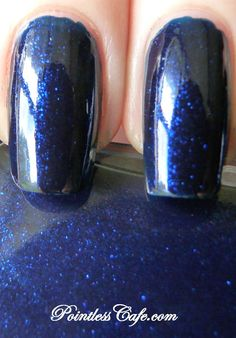 Illamasqua Phallic - Swatches and Review | Pointless Cafe