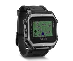 Compass: Garmin Epix - The Epix is a rugged GPS mapping watch for outdoor enthusiasts looking for a backcountry navigation solution. With its 1.4-inch color touchscreen, the Epix offers the ability to preload up to 8GB of maps that can be viewed and manipulated in the field. The watch features GPS and GLONASS for accurate positioning as well as support for external sensors that measure outdoor temperatures, user heart rate and more. Similar to Garmin's other new watches, the Epix connects to…