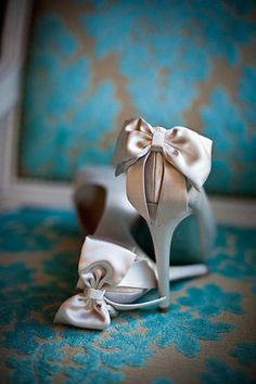 Portland Cambodian Wedding from Stott Shots Photography and Videography - Bow love. wedding shoes The Effective Pictures We Offer You About trend - Pumps, Stilettos, Bridal Shoes, Wedding Shoes, Bow Wedding, Wedding 2015, Luxury Wedding, Dream Wedding, Cute Shoes