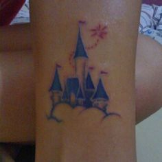 disneyink - Today, I did my second tattoo. But this time, was...