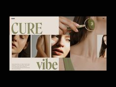 This is another piece of the Cure Skincare project, which I designed some time ago. Today, it is a slider animation. Eager to hear your feedback! Layout Design, Web Layout, Ux Design, Page Design, Branding Design, Resume Design, Flat Design, Banner Design, Website Layout