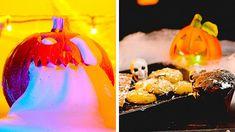 5 Min Crafts, 5 Minute Crafts Videos, Diy Crafts Hacks, Fun Crafts, Paper Crafts, Cardboard Crafts Kids, Halloween Crafts, Halloween Party, Diy Crafts For Girls