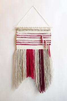 Woven Tapestry Wall Hangings handwoven wall hanging/tapestry/handloom/weaving/woven/earthy