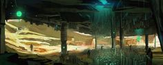 THE MAKER dew collectors by bradwright on DeviantArt