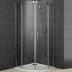 View Cooke & Lewis Eclipse Ultra Low Profile Quadrant Shower Tray (W)900mm (D)900mm details