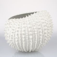 PrickleS by Nathalie Hendrickx Ceramics Pottery Designs, Pottery Art, Underwater World, Sculpture, Inspired, Deco, Unique, Artwork, Handmade