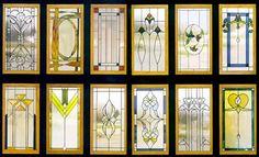 Stained Glass Cabinet Door Inserts | Cabinet Door Designs Book