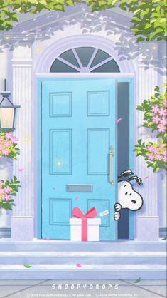 Snoopy Love, Charlie Brown Y Snoopy, Charlie Brown Christmas, Snoopy And Woodstock, Snoopy Wallpaper, Iphone Wallpaper, Trendy Wallpaper, Cute Wallpapers, Peanuts Christmas
