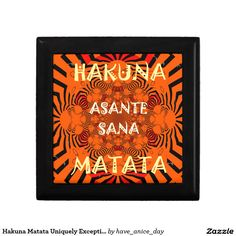 Hakuna Matata Uniquely Exceptionally latest patter #Beautiful #Fantastic Feminine #Design Gifts - T-Shirts, Posters, & other Gift Ideas