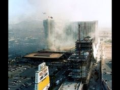 The MGM Grand fire occurred on November 1980 at the MGM Grand Hotel and Casino (now Bally's Las Vegas) in Las Vegas, Nevada. The fire killed 85 people, most through smoke inhalation. Casino Hotel, Vegas Casino, Las Vegas Nevada, Las Vegas Love, Las Vegas Strip, Romantic Vacations, Romantic Travel, Atlantic City Casino, Old Vegas