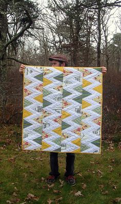The walking quilted! :)