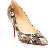 Christian louboutin shoes MULTI