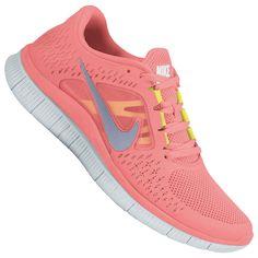 acf88331dec Tênis Nike Free Run +3 Tênis Feminino Academia