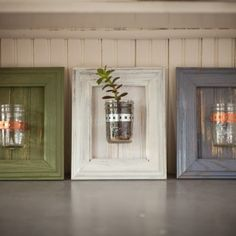 Bourbon & Boots:Mason Jar Wall Sconce (I love the name of this website...bourbon and boots!)