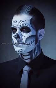Image result for disfraz hombre sugarskull