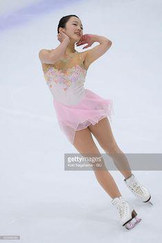 Marin Honda of Japan competes in the women's short program during the ISU Junior Grand Prix of Figure Skating - Yokohama on September 9, 2016 in Yokohama, Japan.